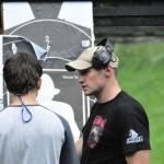Akademia Obrony Saggita Tadeusz Dubicki Strzelanie Bojowe Lufy, Łski i Dym 15