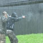 Akademia Obrony Saggita Tadeusz Dubicki Strzelanie Bojowe Lufy, Łski i Dym 18