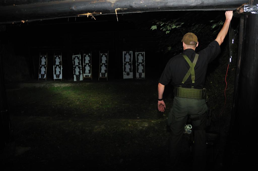 Akademia Obrony Saggita Tadeusz Dubicki Strzelanie Bojowe Strzelanie Night Vision 03 — kopia