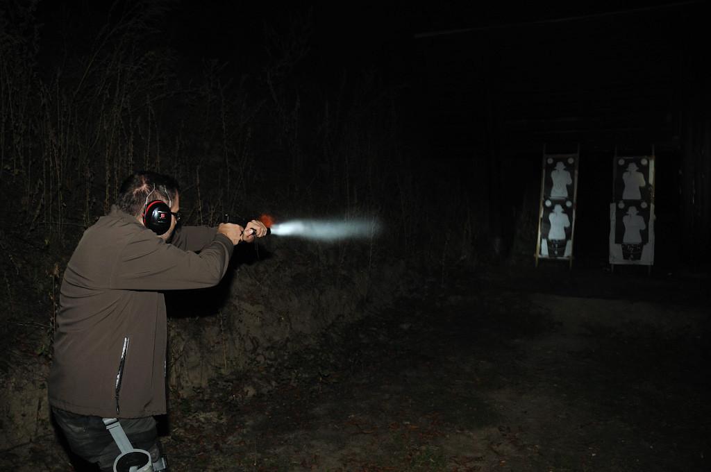 Akademia Obrony Saggita Tadeusz Dubicki Strzelanie Bojowe Strzelanie Night Vision 10