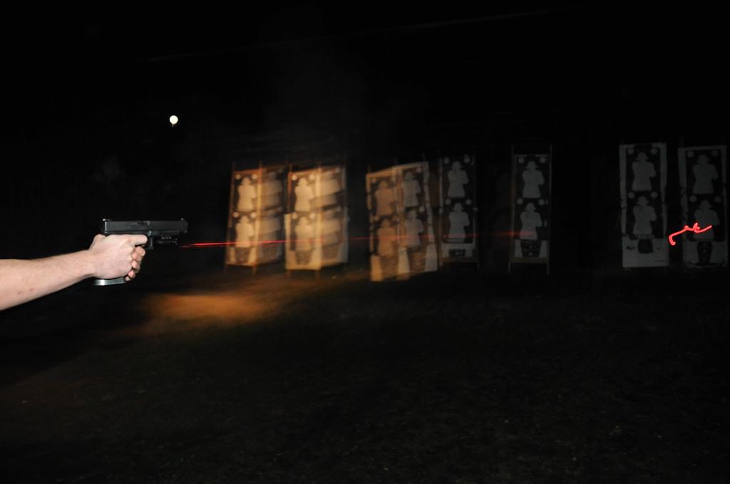Akademia Obrony Saggita Tadeusz Dubicki Strzelanie Bojowe Strzelanie Night Vision 15