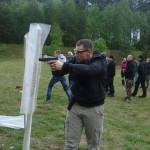 Akademia Obrony Saggita Tadeusz Dubicki Strzelanie Bojowe Strzelanie Specjalistyczne 13