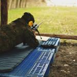 Akademia Obrony Saggita Tadeusz Dubicki Strzelanie Bojowe Szkolenie BSO© woj. Lubelskie 04