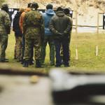 Akademia Obrony Saggita Tadeusz Dubicki Strzelanie Bojowe Szkolenie BSO© woj. Lubelskie 07