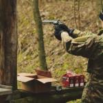 Akademia Obrony Saggita Tadeusz Dubicki Strzelanie Bojowe Szkolenie BSO© woj. Lubelskie 16