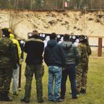 Akademia Obrony Saggita Tadeusz Dubicki Strzelanie Bojowe Szkolenie BSO© woj. Lubelskie 17