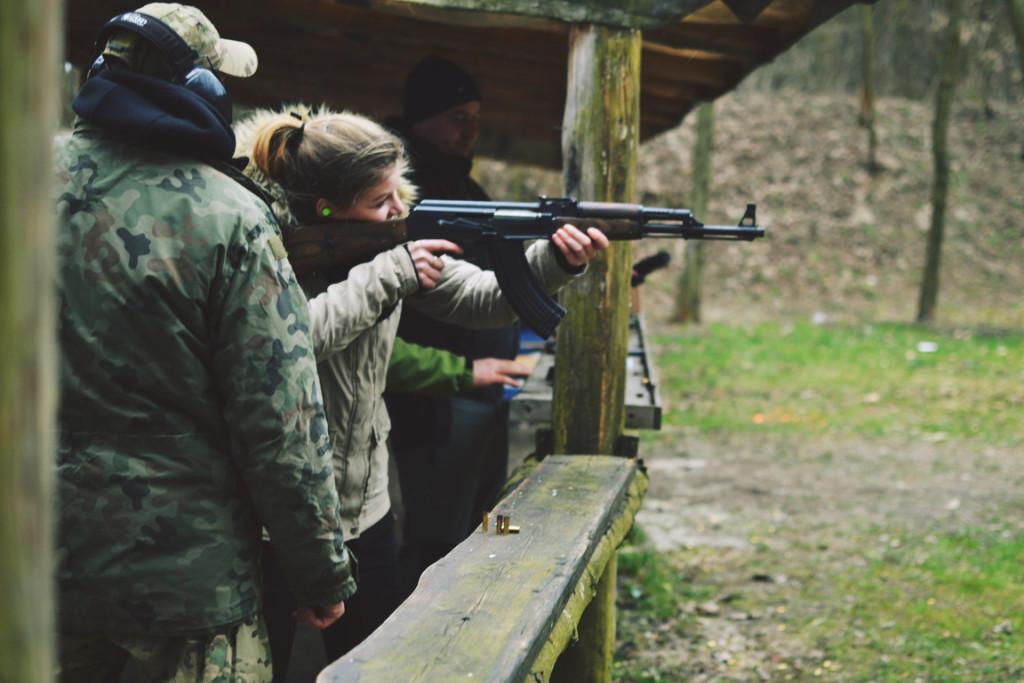 Kurs Strzelecki Basic Shooting Operator