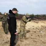 Akademia Obrony Saggita Tadeusz Dubicki Strzelanie Bojowe Warsztaty Snajperskie 3 28