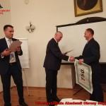 Coroczna uroczysta Gala Akademii Obrony Saggita Tadeusz Dubicki 2018, Krav Maga Wrocław Wałbrzych Świdnica12