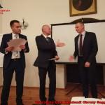 Coroczna uroczysta Gala Akademii Obrony Saggita Tadeusz Dubicki 2018, Krav Maga Wrocław Wałbrzych Świdnica4
