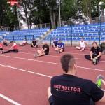 Obóz Akademia Obrony Saggita 2019 Ośrodek Szkolenia Olimpijczyków Cetniewo Krav Maga Wrocław Wałbrzych Świdnica722