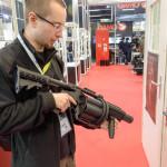 Akademia Obrony Saggita Tadeusz Dubicki Strzelanie Bojowe IWA 2016 012