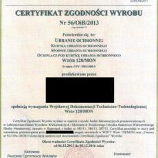 Certyfikatbezprod