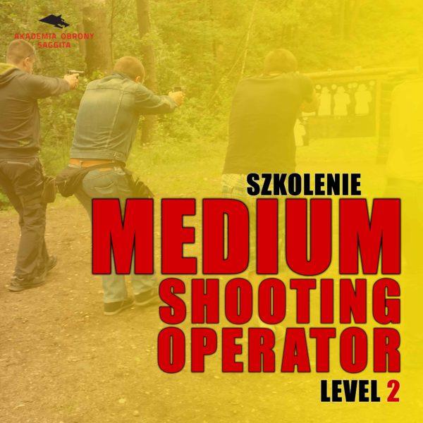 Medium Shooting Operator AOS małee